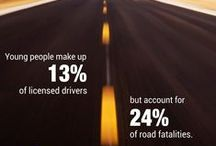 Teen Driver Safety / Teen driver safety is a huge issue in Canada - while young people only make up 13% of licensed drivers, they account for approximately one quarter of all road-related injuries and fatalities. Most of these injuries and deaths can be prevented.