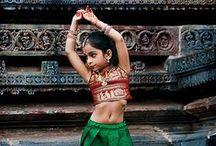 Corpo em movimento / Danças ao redor do mundo.