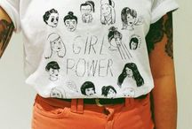 girl power/// / a collection of awesome, inspirational women