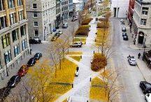 Landscape arch / Urban design