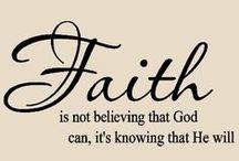 Faith / by YesterYear Primitives