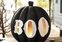 Halloween / Decor, DIY projects, treats, pumpkins designs, etc.