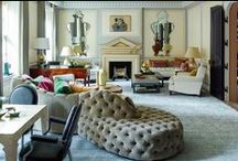 New York - Best Interior Designers / The design inspiration you need from the city that never sleeps #interior #design #bestdesignprojects #decor #decoration #newyork