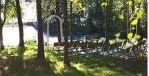 Weddings in River Country / Southwest Michigan features amazing natural scenery that makes the perfect backdrop for weddings and receptions.