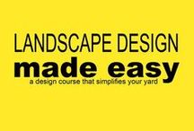 Landscape Design, online, design course, virtual, / Landscape Design Made Easy is an online landscape design course created by Jill Brown, mylandscapecoach.com.   And guess what people would always ask me? I'd love to have you look at my yard one day when I can afford you. That got me thinking. How about I make a product that gives homeowners the tools they need to make their dream yards become a reality? And the Landscape Design Made Easy online course was created.