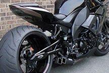 Blakes Motorbike