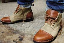 Мужские ботинки casual & classic