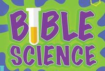 Bible Science Children's Ministry Curriculum Ideas / Use science experiments to teach kids fun Bible lessons.  These ideas could be use to go along with our Bible Science 6-Week Children's Ministry Curriculum / by Children's Ministry Deals