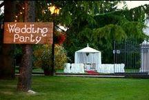 """Wedding events / Tutte le feste e gli eventi organizzati da """"Wedding villa fiorita"""""""