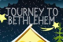 Journey to Bethlehem Children's Ministry Curriculum Ideas / Great ideas to use with this curriculum for Children's Church or Sunday School. This curriculum is available for download from Childrens-Ministry-Deals.com. Email deals@childrens-ministry-deals.com to be added as a pinner/admin for this board. Please include your Pinterest username in the email.  / by Children's Ministry Deals