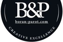 B&P - Boran & Parot / Creative Excellence - www.boran-parot.com