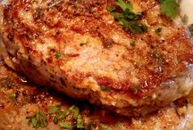 Meats and Marinades