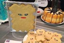 Delicious Doctor Who Food / Doctor Who isn't just about a madman i a box -it's also about fish fingers and custard.