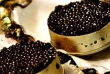 08 | DINING - Caviar / Here you'll find inspiration to help craft an authentic luxury caviar service experience.