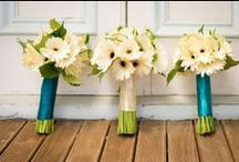 Flowers by The Wedding Bunch NZ / A few samples of our creations! Contact us for a free quote www.theweddingbunch.co.nz