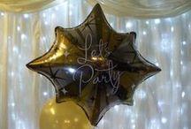 Foil Balloons / Foil Balloon Designs for Weddings