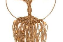 Art & craft I like / beading, knotting, macrame, jewelry