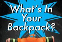 What's In Your Backpack? 4-Week Children's Ministry Back to School Curriculum Ideas / Great ideas to use with this curriculum for Children's Church or Sunday School. This curriculum is available for download from Childrens-Ministry-Deals.com. Email deals@childrens-ministry-deals.com to be added as a pinner/admin for this board. Please include your Pinterest username in the email. / by Children's Ministry Deals