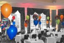 Fun Balloons! / Bright Colours and fun shapes!  www.thepartyballooncompany.com