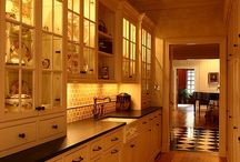 02 | BUTLER'S PANTRY / Here you'll find inspiration to help shape and showcase an authentic luxury butler's pantry.
