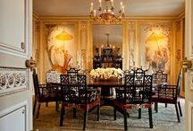 08 | DINING - Rooms / Here you'll find inspiration to help craft an authentic luxury dining experience.