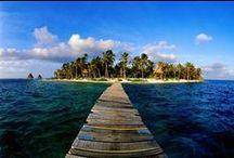 Their Belize is Yours / Foto's van mooie plaatsen, eilanden en stranden in Belize die andere mensen op hun reizen hebben ontdekt. #travel #reizen