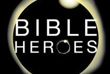 Bible Heroes 12-Week Children's Ministry Curriculum Ideas / Bible Heroes Children's Ministry Curriculum is perfect to teach kids about heroes from the Bible.  Here are some fun ideas you can use along with it. / by Children's Ministry Deals