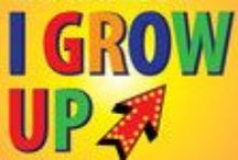When I Grow Up 12-Week Children's Ministry Curriculum Ideas / When I Grow Up Children's Ministry Curriculum is perfect to teach kids about the strengths God has given them and how they can use them now and when they grow up. Here are some fun ideas you can use along with it. / by Children's Ministry Deals