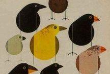 birds / oiseaux