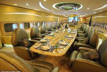 08 | DINING - Jet / Here you'll find inspiration to help craft an authentic luxury jet dining experience.