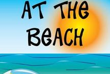 At the Beach Children's Ministry Curriculum Ideas / Use these fun ideas along with our new At the Beach 8-Week Children's Ministry Curriculum / by Children's Ministry Deals