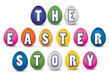 The Easter Story Children's Ministry Lesson Ideas / Use these fun ideas along with our new The Easter Story Children's Ministry Lesson. / by Children's Ministry Deals