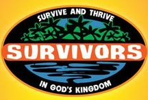 Survivors Children's Ministry Curriculum Ideas / Use these fun ideas along with our new Survivors 8-Week Children's Ministry Curriculum. / by Children's Ministry Deals
