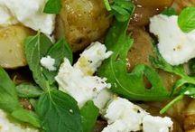 Perunareseptit - Potato recipes / Peruna on herkullinen ja monipuolinen ruoka