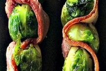Kaalireseptit - Cabbage recipes / Kaali, kukkakaali, parsakaali, keräkaali - niistä saa herkullista ruokaa monella tapaa.