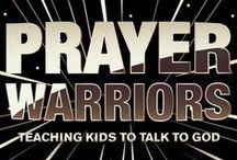 Prayer Warriors Children's Ministry Curriculum Ideas / Use these fun ideas along with our Prayer Warriors 4-Week Children's Ministry Curriculum. / by Children's Ministry Deals