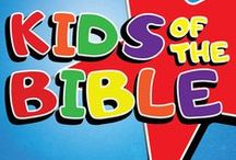 Kids of the Bible Children's Ministry Curriculum Ideas / Use these fun ideas along with our Kids of the Bible 8-Week Children's Ministry Curriculum. / by Children's Ministry Deals