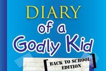 Diary of a Godly Kid Back to School Ideas / Teach kids Bible lessons based on the story of Joseph. Use these fun ideas along with our Diary of a Godly Kid Back to School 4-Week Children's Ministry Curriculum.  / by Children's Ministry Deals