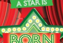 A Star Is Born Christmas Children's Ministry Ideas / Teach kids 4 fun Christmas lessons with this new curriculum. Use these fun ideas along with our A Star Is Born 4-Week Christmas Children's Ministry Curriculum.  / by Children's Ministry Deals