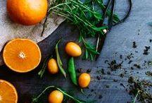 Yrttejä ruoanlaittoon - Herbs in cooking / Yrteillä saat makua ja näyttävyyttä ruokiin.