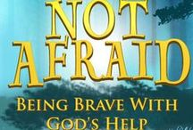 Not Afraid Children's Ministry Curriculum Ideas / Teach kids Bible lessons about facing scary things in life. Use these fun ideas along with our Not Afraid 4-Week Children's Ministry Curriculum. / by Children's Ministry Deals