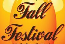 Fall Festival Children's Ministry Curriculum Ideas / Teach kids Bible lessons based on fall festival games. Use these fun ideas along with our Fall Festival 4-Week Children's Ministry Curriculum.