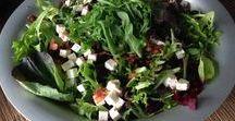 100 päivää salaatilla -salaattireseptit / Kuvia #100pvsalaatilla. Lupasimme julkaista 1.7. 2015 alkaen yhden salaattireseptin joka arkipäivä sadan päivän ajan.