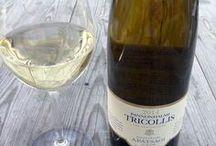 Viinivinkkejä salaateille. / Lauantailasi, eli juodaan viikonloppuisin vähän parempia viinejä. Vinkkejä mitä juoda salaattien kera.