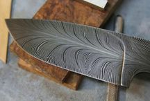 Damascus steel / It is just so f'ing beautiful