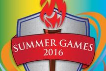 Summer Games Children's Ministry Curriculum Ideas / Teach kids Bible lessons to go along with the Summer Olympics! Use these fun ideas along with our Summer Games 3-Week Children's Ministry Curriculum.  / by Children's Ministry Deals