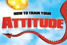 How to Train Your Attitude Children's Ministry Curriculum Ideas / Teach kids Bible lessons about training their attitudes to honor God! Use these fun ideas along with our How to Train Your Attitude 4-Week Children's Ministry Curriculum.  / by Children's Ministry Deals
