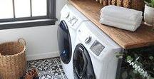 ❇ Interior - Laundry