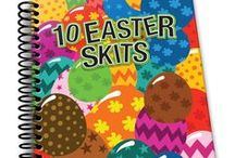 FREE Easter Children's Ministry Resources / Free Easter Coloring Pages, Games, and Activity Pages for your Children's Ministry to use this Easter! / by Children's Ministry Deals