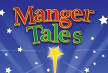 Manger Tales Children's Ministry Curriculum Ideas / Teach kids Bible lessons about the first Christmas, based on some of the animals who may have been there! Use these fun ideas along with our Manger Tales 4-Week Christmas Children's Ministry Curriculum. / by Children's Ministry Deals